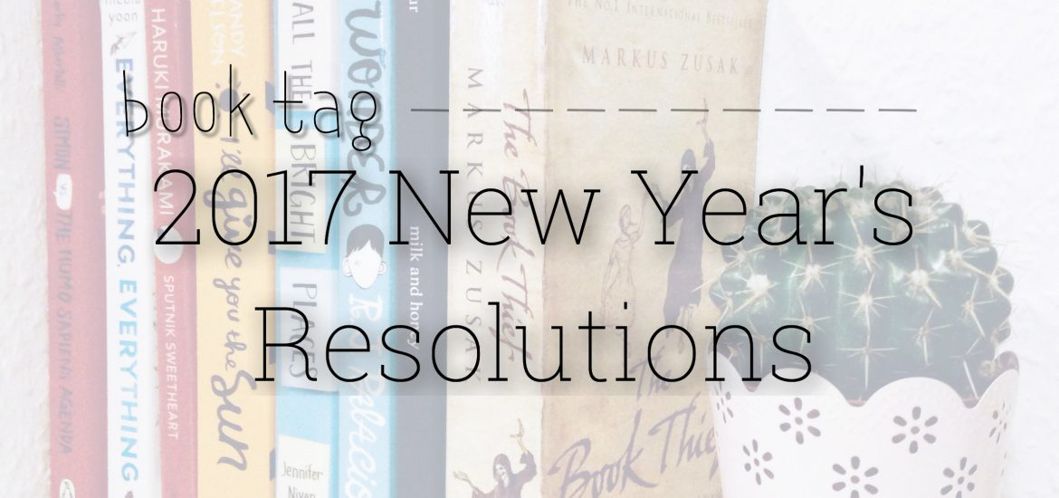 2017 NY resolution book tag