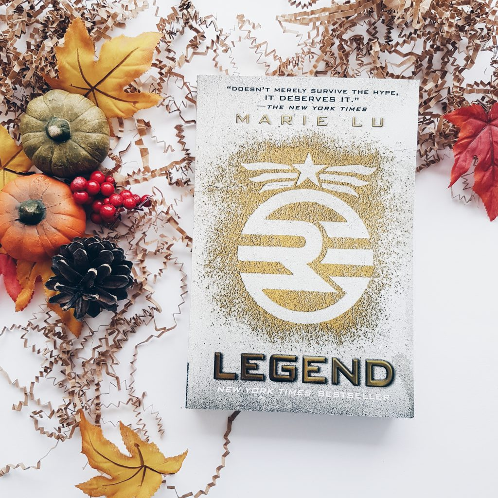 a summary of the book legend by marie lu Marie lu, legend (legend trilogy) at a glance, you might dismiss legend as your usual post-hunger games fare, with its dystopian society and first-person-present-tense-perspective, but i hope that.