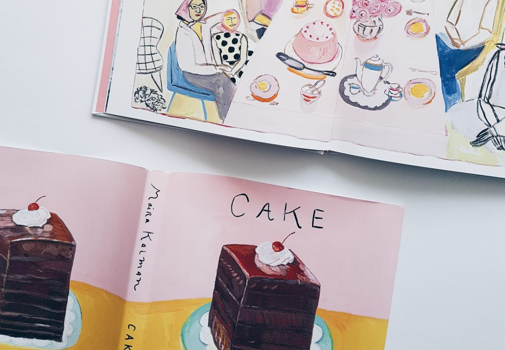 Pete became her muse and the subject of one of the loveliest children's  books of all time, Kalman's What Pete Ate from A to Z.