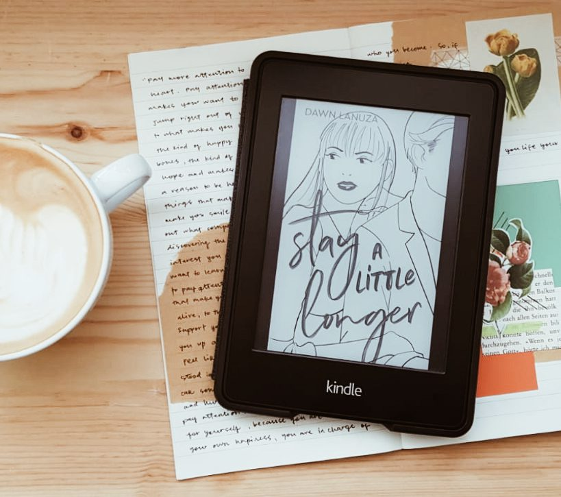 Book Review & International Blog Tour | Stay A Little Longer by Dawn